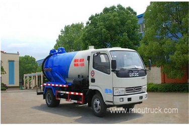 2016 Brand New  4x2  Sewage Suction Truck
