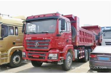 20ton SHACMAN 6X4 M3000  dump truck tipper truck made in china