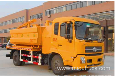 4x2 dongfeng  High Pressure Cleaning Sewage Suction Truck