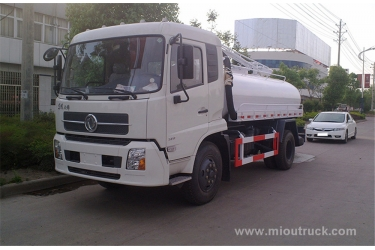 China 6000L Fecal Suction Truck China Supplier Truck company exporter