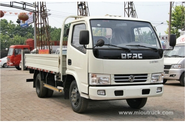 Best  Quality Dongfeng 4X2 Diesel Engine 1 Ton Mini Cargo Truck Dump Truck