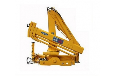 Cheap Cranes Folding Arm Shimei hydraulic arm crane for truck