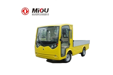 Cheap elctric cargo van from Chinese manufacture