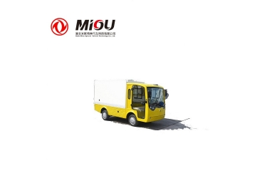 Cheap electric cargo truck of Chinese manufacturer