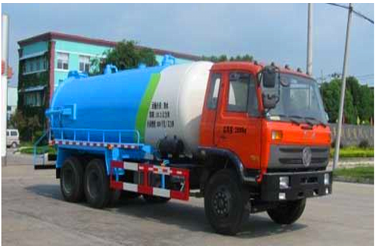 Cheaper Price Factory Selling  sewage tanker truck