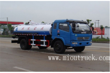 China brand Dongfeng  sewage suction truck fecal suction truck