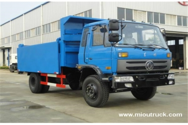 China new dongfeng brand 15T  4x2 10m3 dump truck