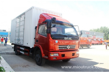 China truck Dongfeng 4x2 mini transport truck cargo truck good quality for sale