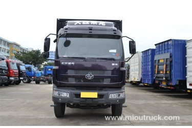 DONGFENG 4x2  cargo truck van truck carrier vehicle china manufacture for sale