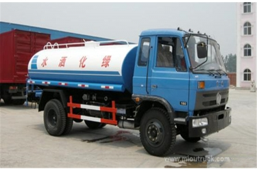 DongFeng 153 water truck tanker water, water trucks in China suppliers