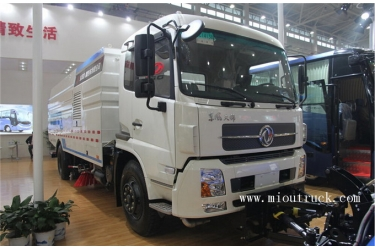 DongFeng 210hp sweeper wash truck