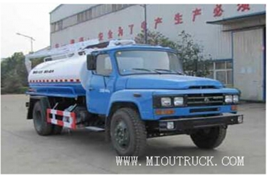 DongFeng 4x2 Fecal Suction Truck  with cheap price