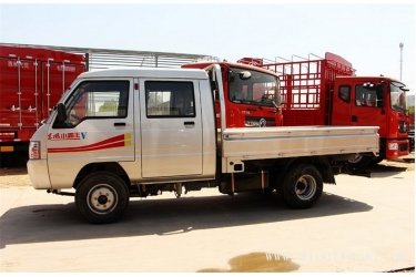 DongFeng 68hp 2.6M mini truck