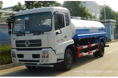 China Dongfeng 12000L Water truck China supplier for sale exporter