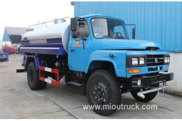 Dongfeng 140 EQ1102 4*2 140hp 7000liter water truck