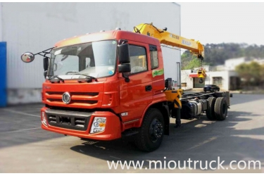 Dongfeng 190HP 4×2 truck crane(Dongfeng Special Commercial Vehicle Company)EQ5160JSQF1