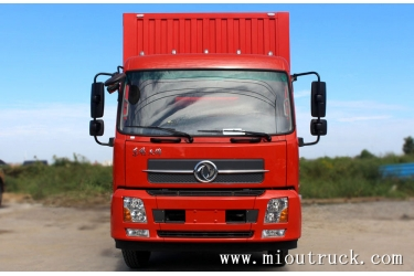 Dongfeng 4*2 7.5ton 132kw carrier vehicle for sale