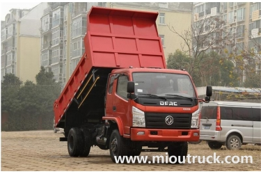Dongfeng 4X2 dump truck for china supplier with low price