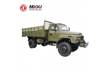 Dongfeng 4X4 military cargo truck Diesel Cargo Truck Military Vehicle