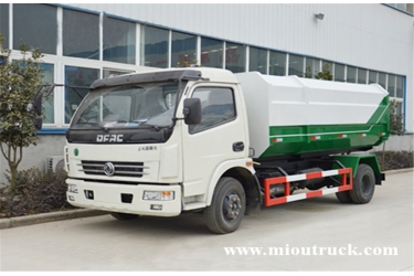 Dongfeng 4x2 5m³ garbage truck CSC5070ZZZ4 for sale