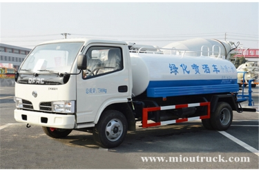 Dongfeng 4x2 5m³  water  truck