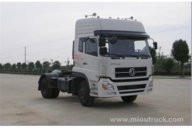 China Dongfeng 4x2 tractor truck  China Towing vehicle manufacturers good quality for sale exporter