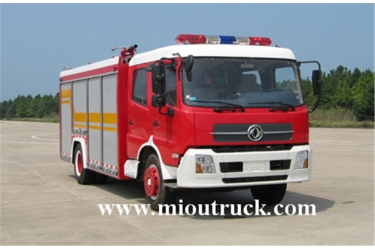 Dongfeng 5m³  fire truck for sale