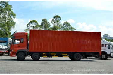 China Dongfeng  Van truck series 6X2  china supplier good quality  for sale exporter