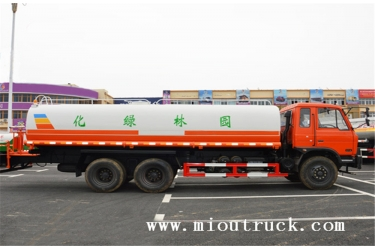Dongfeng 6x4 20m³ water truck CLQ5251GSS4