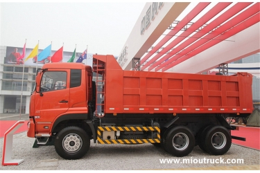 China Dongfeng 6x4 dump truck  340 horsepower  Dump truck supplier china for sale exporter
