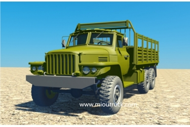 Dongfeng 6x6 off-road military truck