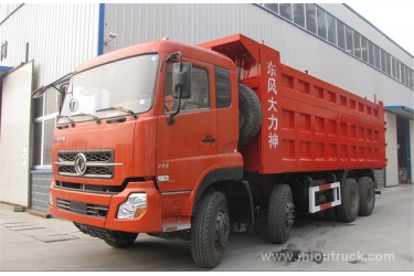 Dongfeng  8X4 290horsepower  Dump Truck china supplier with best price