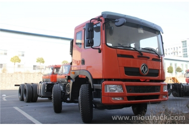 China Dongfeng 8X4 tractor truck  China Towing vehicle manufacturers good quality for sale exporter