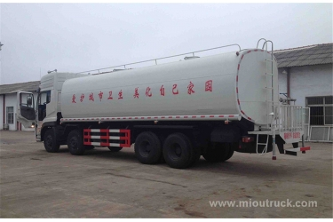 Dongfeng 8X4 water truck China Water truck manufacturers good quality for sale