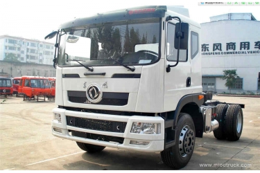 Dongfeng Chuangpu 4x2 tractor truck 350HP Eur4 supplier in China