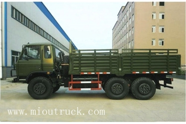 Dongfeng DFS5160TSML 6*6 off-road truck