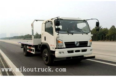 Dongfeng DFZ5110TQZSZ4D wrecker truck with 11.5t gross vehicle weight