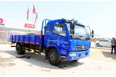 Dongfeng Duolika D7 150hp 4.8M light truck
