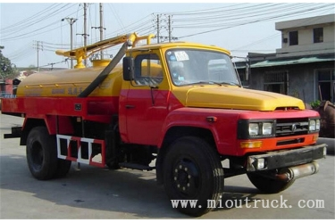 Dongfeng EQ1092FJ sewage suction tanker for sale