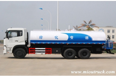 Dongfeng Kinland 6X4 20 CBM Water  Truck