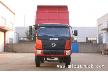 Dongfeng EQ3042GDAC dump truck 4x2 tipper truck in China