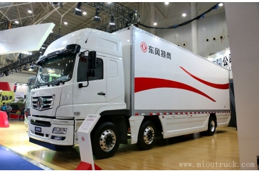 Dongfeng Special Commercial 6x2 270hp cargo truck EQ5208XXYL