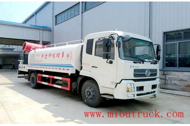 Dongfeng Tianjin 6.6CBM dust suppression vehicle