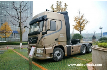 Dongfeng commercial Tianlong Ultimate 6x4 480hp  Tractor truck for sale