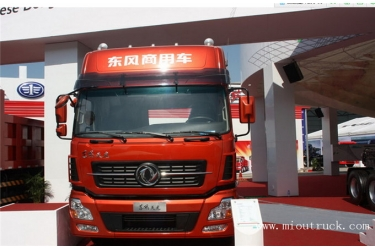 Dongfeng commercial heavy truck 450 hp 6X4 truck and trailer