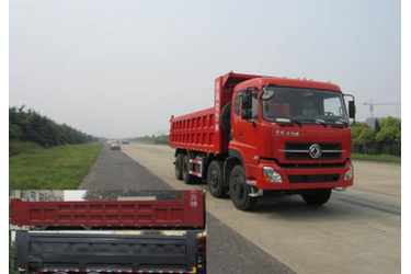 Dongfeng dump truck 8*4 tipper truck on sale