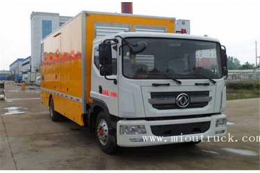 Dongfeng power supply vehicle