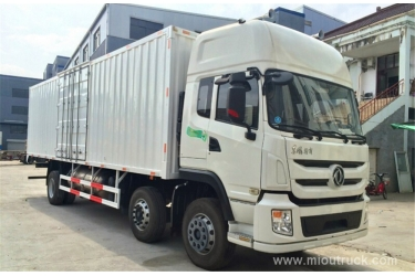 Dongfeng special  260hp 9.6 meters 6 x2 van truck (EQ5250XXYFN1) for sale