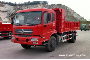 China Dongfeng tipper truck 4x2  95 horsepower Dongfeng Chaoyang diesel engine Dump truck supplier china exporter