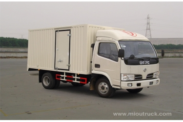 Dongfeng Van Truck 5T de boa qualidade fornecedores chineses para vender
